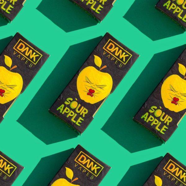sour apple dank vapes online, sour apple dank vape for sale